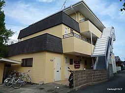 兵庫県宝塚市山本中1丁目の賃貸マンションの外観