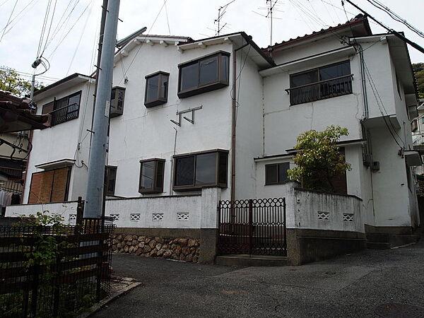 兵庫県神戸市須磨区一ノ谷町4丁目の賃貸アパート