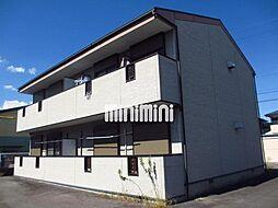 プリムローズカンザ B棟[1階]の外観