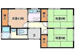 江戸橋駅 3.5万円