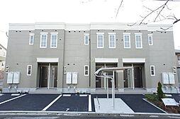 リバーホーク[2階]の外観