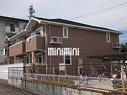 静岡県静岡市葵区田町4丁目の賃貸アパートの外観