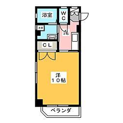 Nomura b.l.d[2階]の間取り