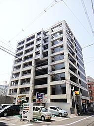 リバーサイド新大阪[4階]の外観