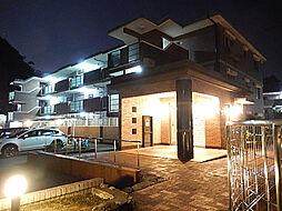 グランデュールシャトー B棟[2階]の外観
