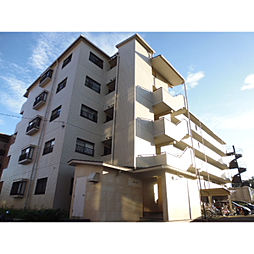 大阪府枚方市香里ケ丘9丁目の賃貸マンションの外観