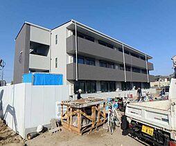 仮)アンプルールフェール上山様邸共同住宅新築工事[205号室]の外観