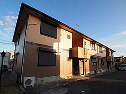 奈良県香芝市逢坂7丁目の賃貸アパートの外観