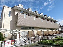 リージェント千代田[2階]の外観