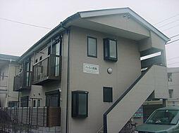 神奈川県横浜市港北区大倉山1の賃貸アパートの外観