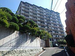 大産桜坂マンション[4階]の外観