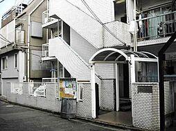 東京都渋谷区本町3丁目の賃貸マンションの外観