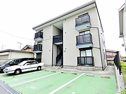 千葉県茂原市高師町2丁目の賃貸アパートの外観