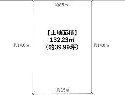 土地面積132.23平米