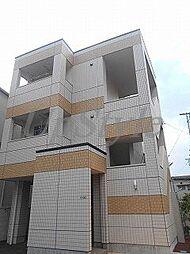 東京都足立区梅田5丁目の賃貸マンションの外観