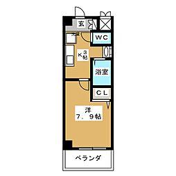 MGファースト[2階]の間取り