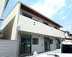 大阪府堺市西区鳳中町3丁の賃貸アパートの外観