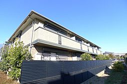 千葉県松戸市五香西5丁目の賃貸アパートの外観