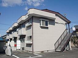 前田ビューハイツII[2階]の外観