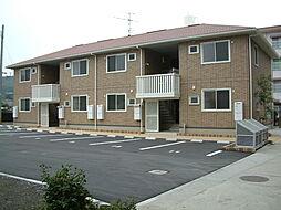 ロイヤルガーデン永田D[2階]の外観
