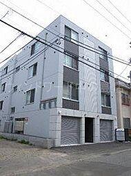 北海道札幌市豊平区豊平五条6の賃貸マンションの外観