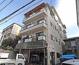 京都府京都市下京区下二之宮町の賃貸マンションの外観