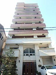 大阪府大阪市福島区吉野4の賃貸マンションの外観