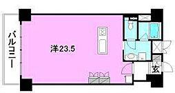 via FIORE[202号室]の間取り