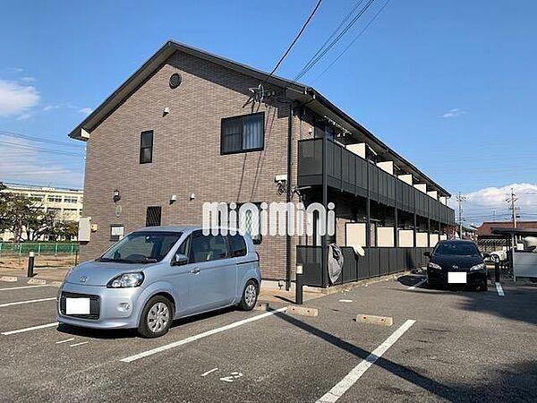 アンプルール リーブル 緑陽 2階の賃貸【愛知県 / 東海市】