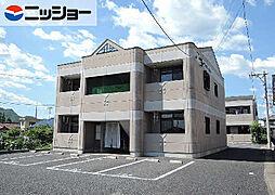 グランブルー弐番館[2階]の外観