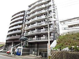 福岡県福岡市東区八田3丁目の賃貸マンションの外観