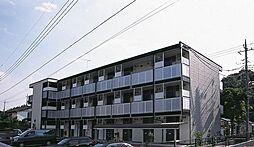 東京都多摩市落合3丁目の賃貸マンションの外観