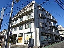 東京都練馬区東大泉4の賃貸マンションの外観