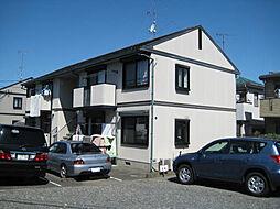 ハイムクボタD[2階]の外観