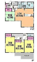 京成大久保駅 2,619万円