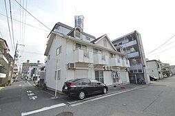 広島県広島市南区宇品海岸2丁目の賃貸アパートの外観