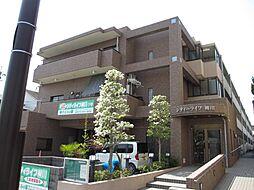 大阪府高槻市柳川町2丁目の賃貸マンションの外観