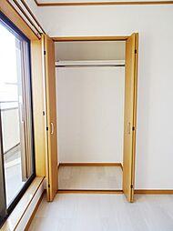 2階洋室 クローゼット