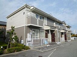 サンフロール神戸北Ⅱ[2階]の外観