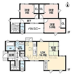 三苫駅 3,698万円