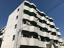 神奈川県横浜市港北区綱島東4の賃貸マンションの外観