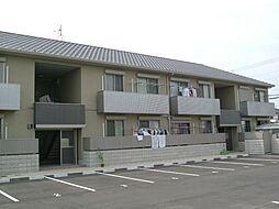 カーサグルージャ[1階]の外観