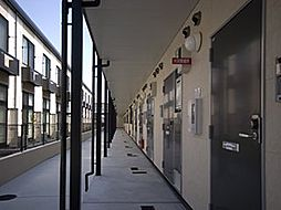 レオパレス千成II[105号室]の外観