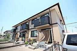 愛知県名古屋市中川区戸田5丁目の賃貸アパートの外観