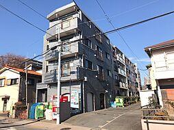 ウエストコーポ佐伯[2階]の外観