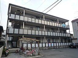 広島県広島市南区翠の賃貸アパートの外観