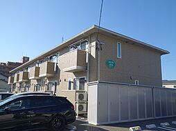 JR東北本線 福島駅 バス5分 東浜町南下車 徒歩2分の賃貸アパート