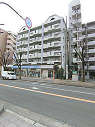 リーフスタイル 古川橋[6階]の外観