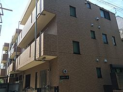 東京都練馬区栄町の賃貸マンションの外観