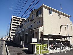 [タウンハウス] 愛知県みよし市三好町油田 の賃貸【/】の外観